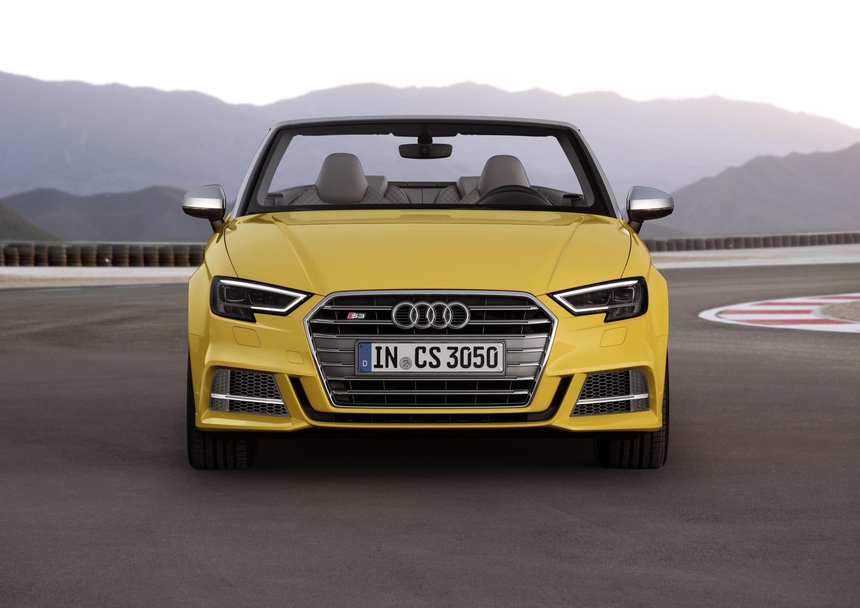 2016 Audi S3 Cabriolet  #Audi_S3_Cabriolet #Audi_S3 #German_brands #VW #2016MY #Audi #Segment_C #Audi_A3_Cabriolet #Audi_A3