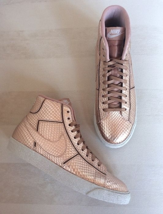 100% authentic 3a90a 0b469 Nike blazer metallic rose Gold - kleiderkreisel.de