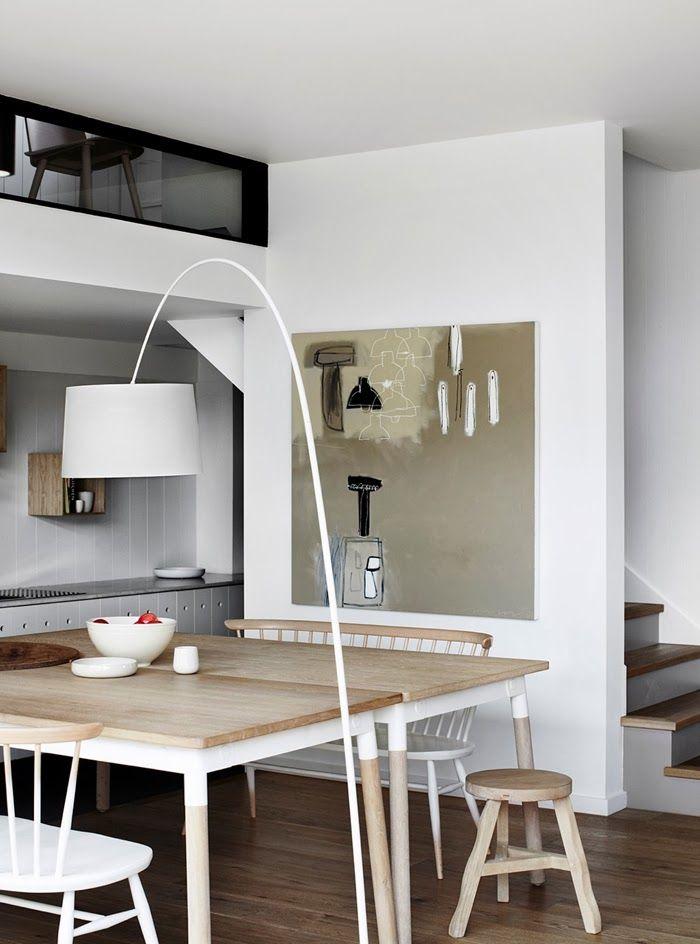 FEEL INSPIRED BLOG: STEVEN WHITING LIVES HERE · Dining Room ...