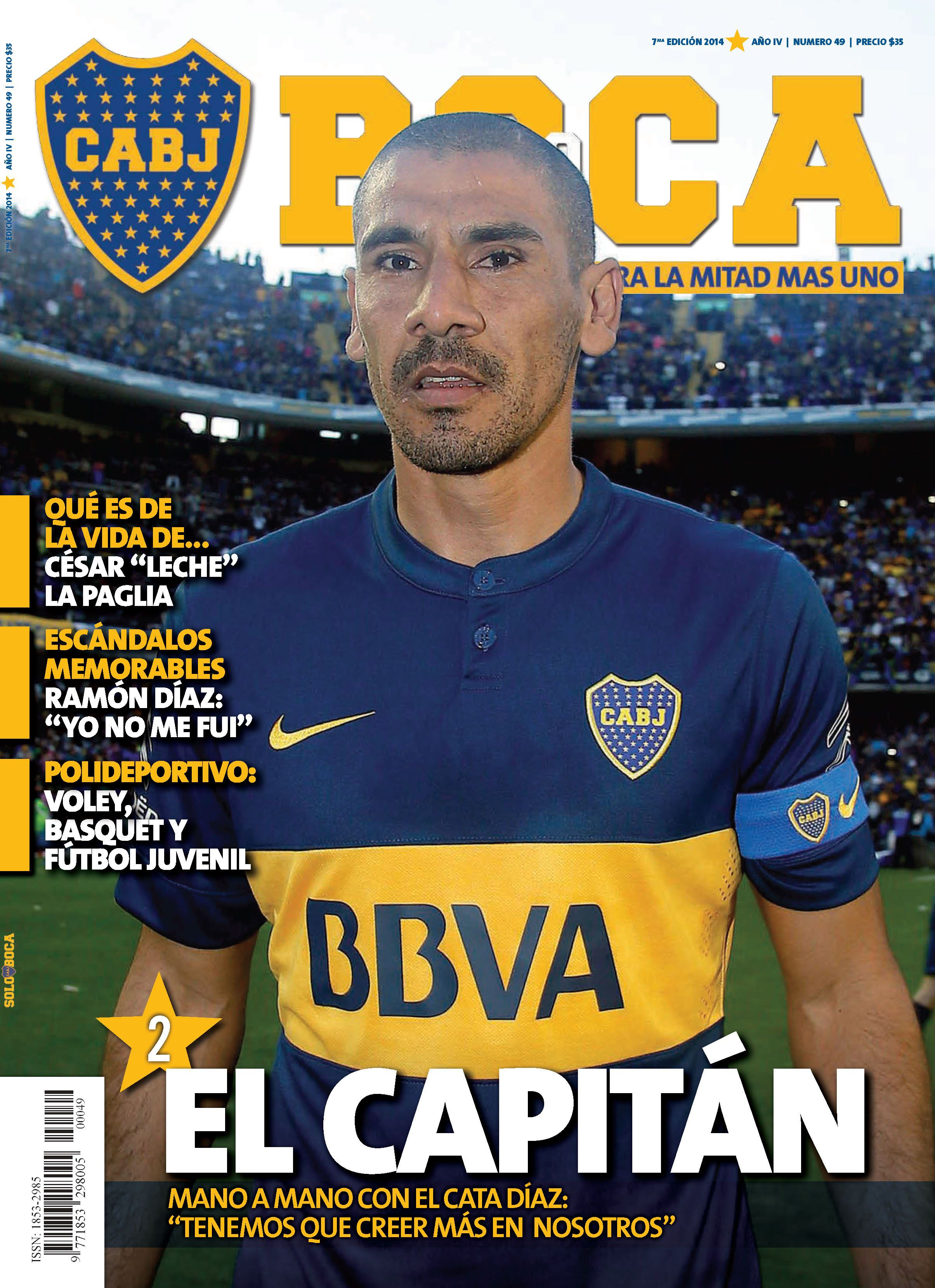 SoloBoca 7ma Edición 2014 edition - Read the digital edition by Magzter on your iPad, iPhone, Android, Tablet Devices, Windows 8, PC, Mac and the Web.