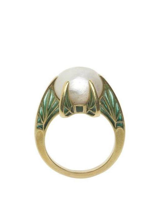b41e1d240 René Lalique - Ring. France 1900. | Jewelry, Gems & Minerals ...