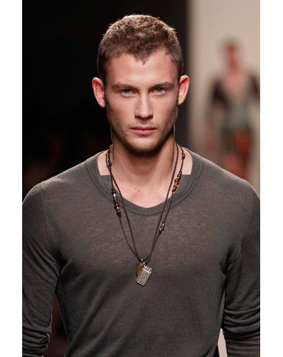 519b08ca94e56 Be a Man: Wear Jewelry | Men Wear Jewelry | Jewelry, Men necklace ...