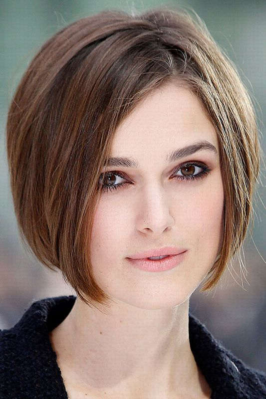 Keira Knightley hair Timeless tresses