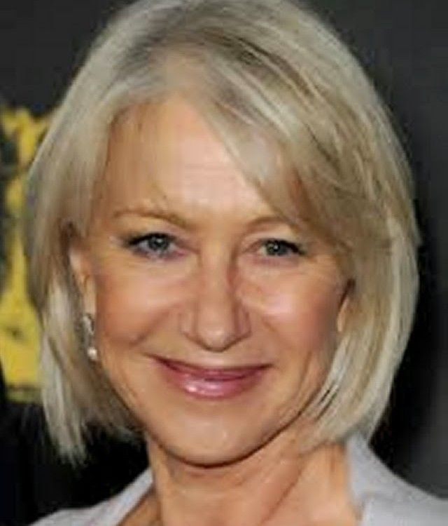 Womens, Hairstyles For Women Over 60 With Fine Hair
