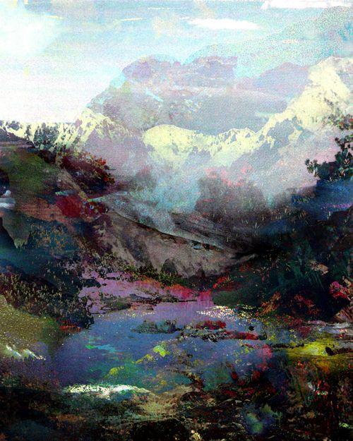 Tchmo, Untitled (Landscape) 20120809q