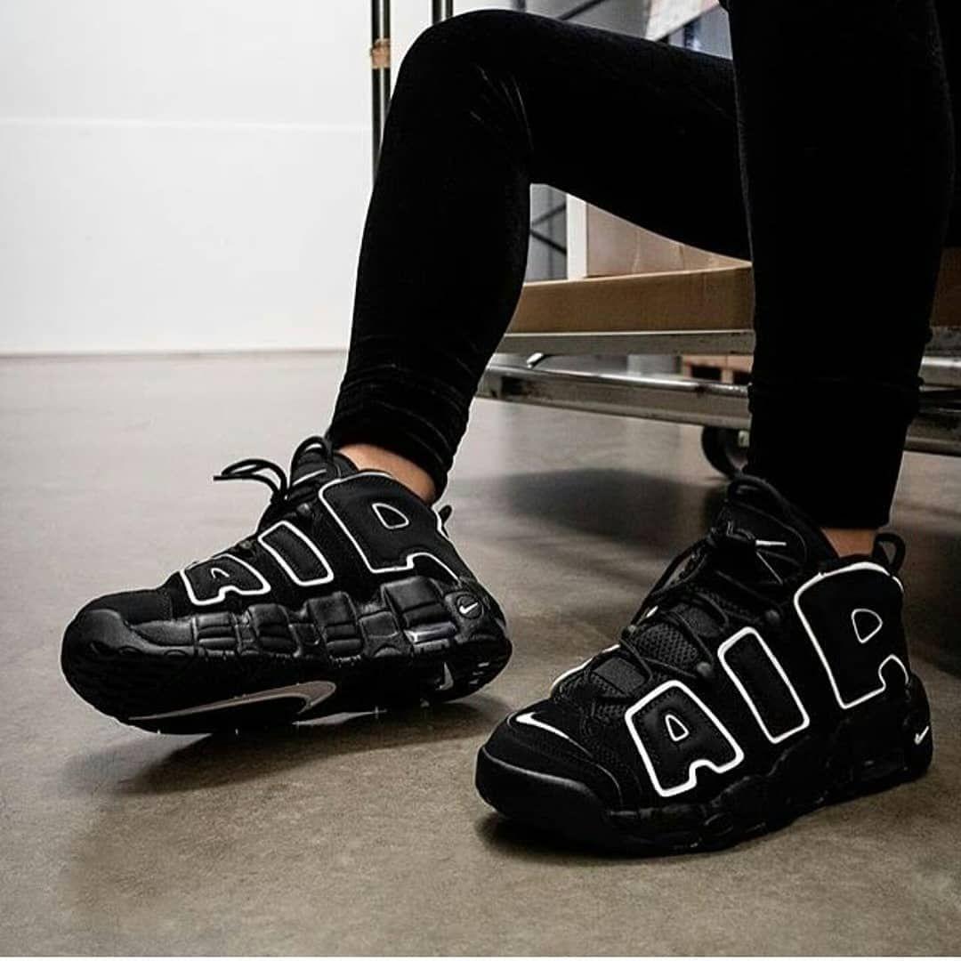 Persona especial La base de datos Familiar  Nike Air Uptempo | Zapatos nike hombre, Modelos de zapatos nike, Zapatos nike  mujer