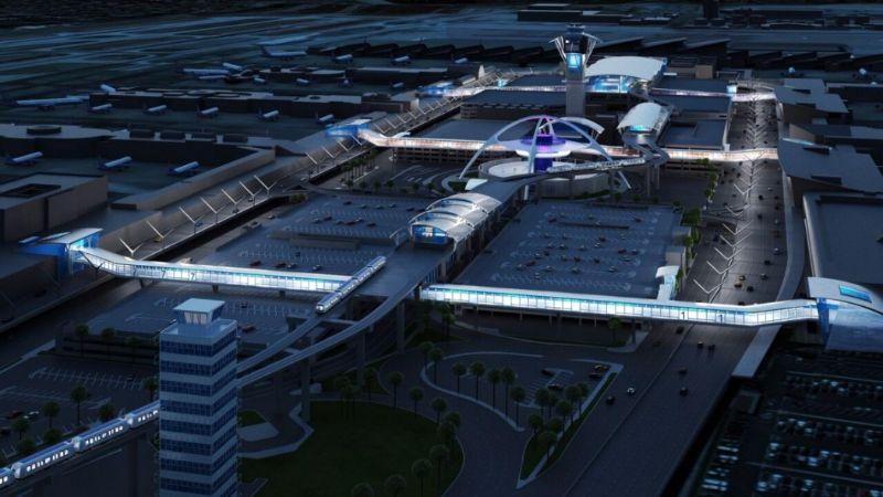 LA International airport all set to become better & possibly world class with a $5b makeover