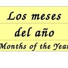 Signs of Months of the Year in English and Spanish. In microsoft word form to allow you to edit as you wish.  Choose in black text and/or coloured ...