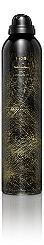 $39 Oribe's Dry Texturizing Spray.  So, yes, I have a love affair going on with Oribe....But, seriously....Oribe Dry is THE heaviest hitter in a product launch I've ever seen.  You see...If you can achieve the correct texture, your hair can do most anything.  And that's what this product does.