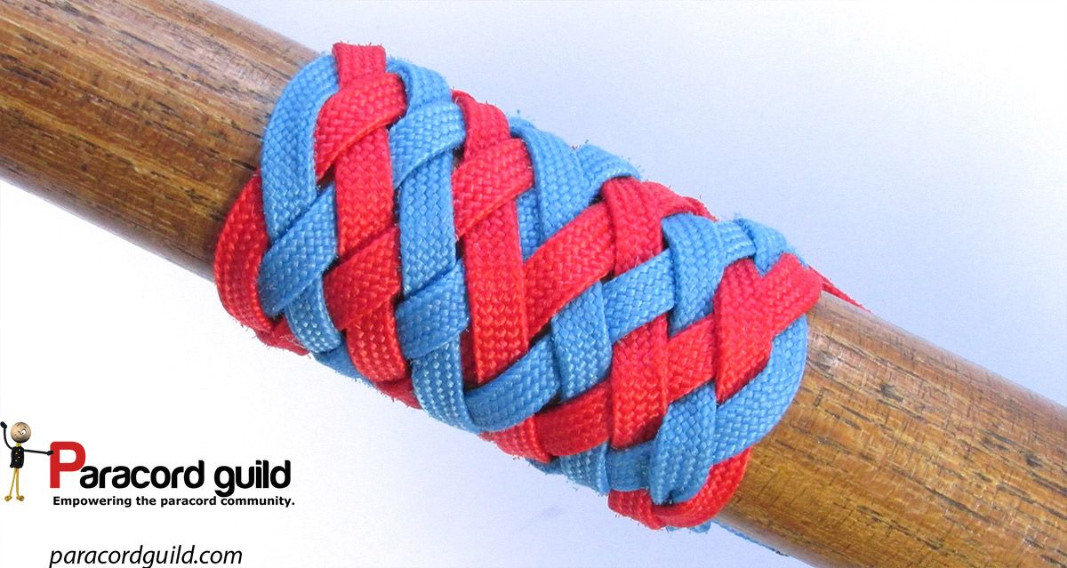 Join the paracord community, improve your skills and get new ideas on what to make out of paracord.