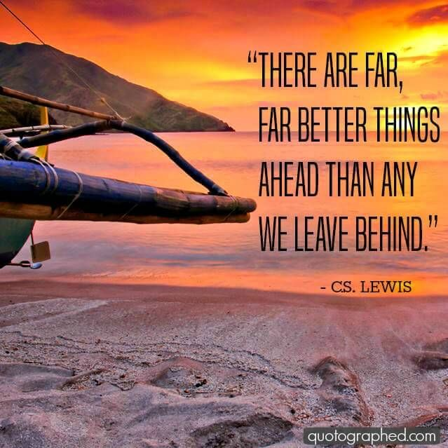 #Quotes About #Dreams: U201cThere Are Far, Far Better Things Ahead Than