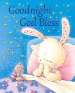 Goodnight God Bless (Hardcover)