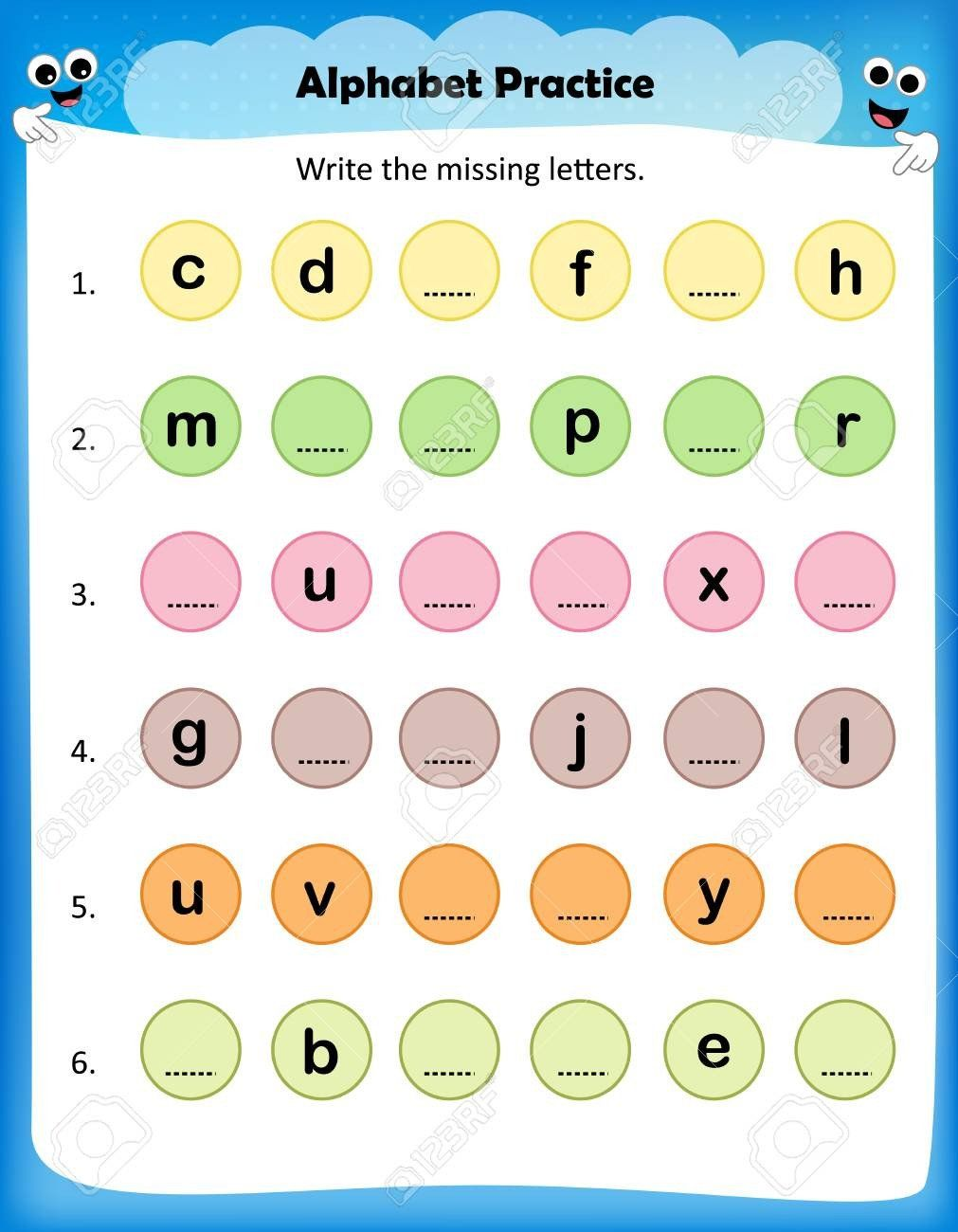 Missing Alphabet Letters Worksheet Worksheet Write The Missing Alphabet Letters In The R Letter Worksheets Missing Letter Worksheets Alphabet Letter Worksheets Write missing letter worksheet