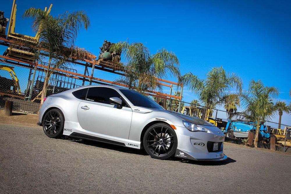 Modified Scion Fr S Featured By 742 Marketing And C E O Jeff Maldonado At Sema Scion Dream Cars Toyota Gt86