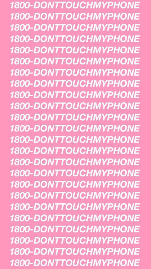 1 800 Hotline Bling Wallpapers Pinterest Iphone 6