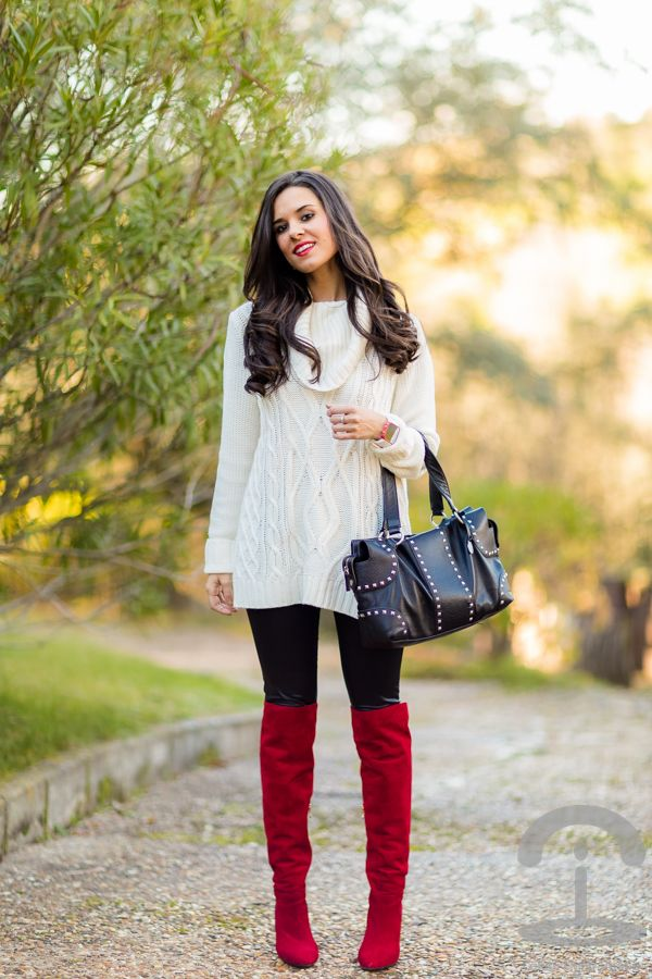 12 Ideas for Fashionable Street Style Winter Looks   Over
