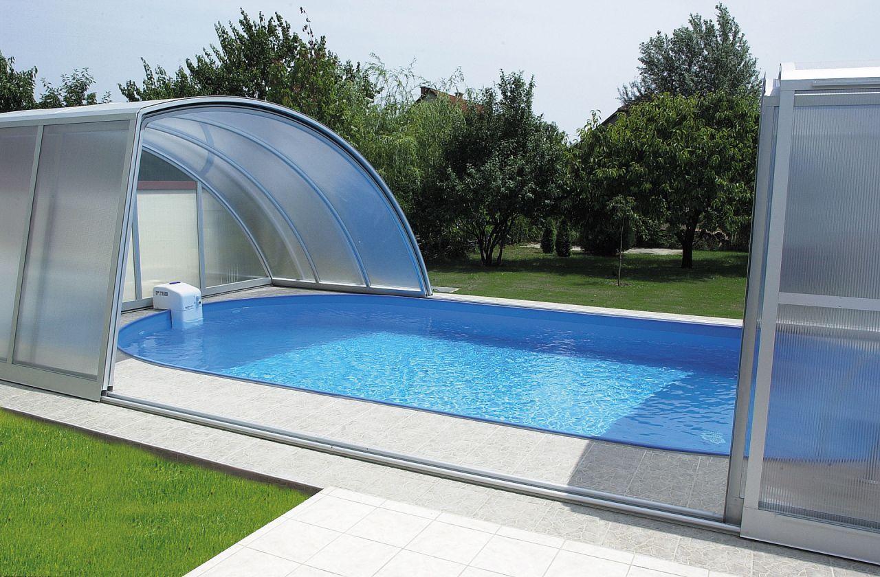 Aquacomet Practic Schwimmbad Schiebehalle Fkb Schwimmbadtechnik