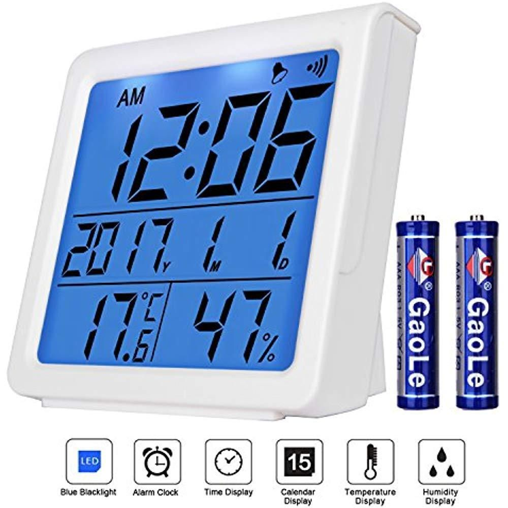 Digital Hygrometer Humidity Meters Wireless Temperature Monitor Thermometer With Doesnotapply