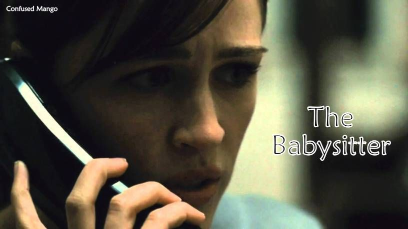 In case you missed it here you go the babysitter http