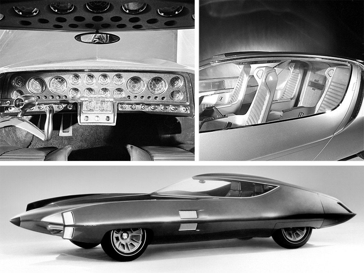 """hemmingsmotornews: """" elevenacres: """" """"GAZ Torpedo"""" from 1958 """" Try GM ..."""