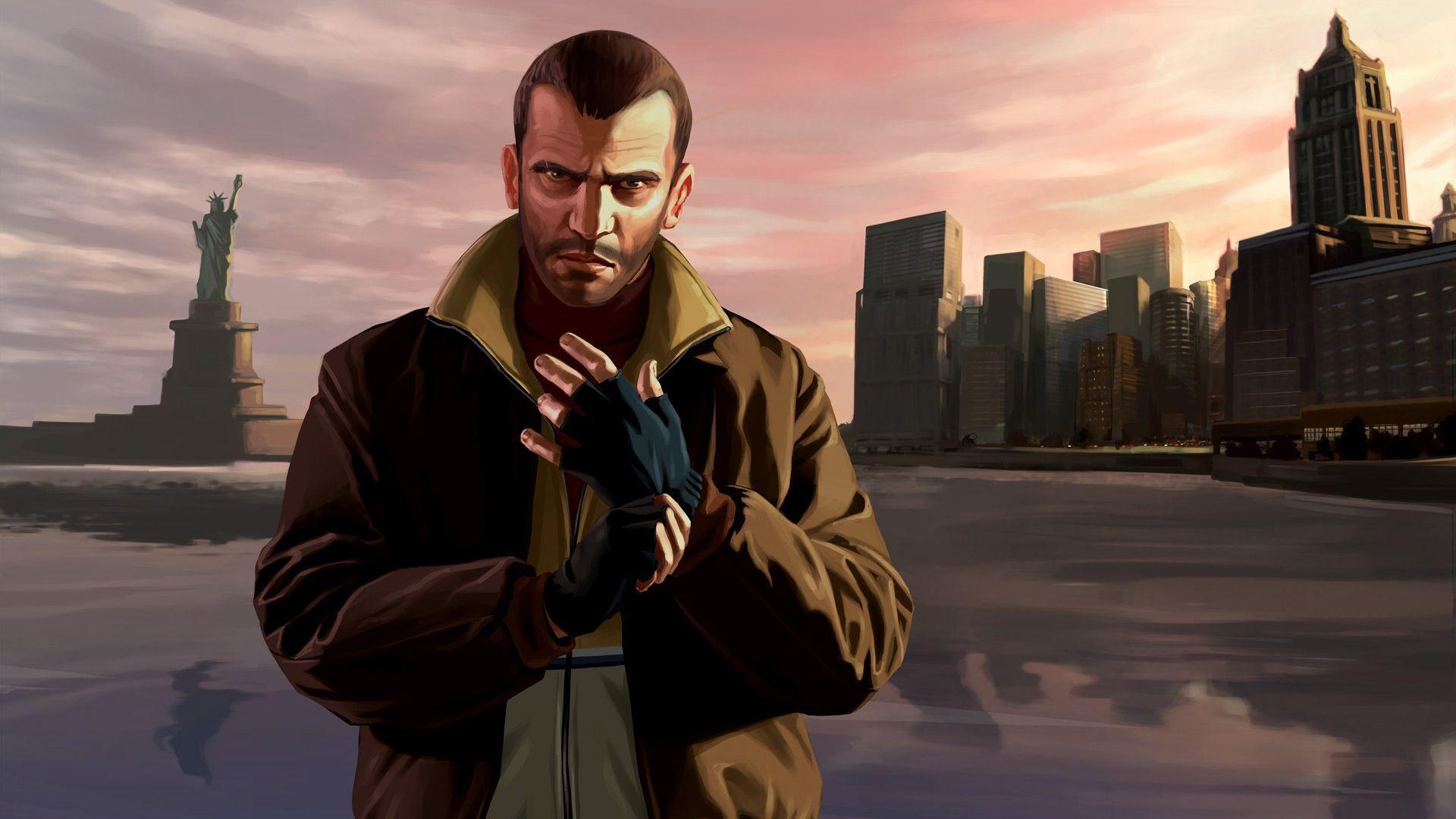 Grand Theft Auto Iv Wallpaper グランドセフトオート オート