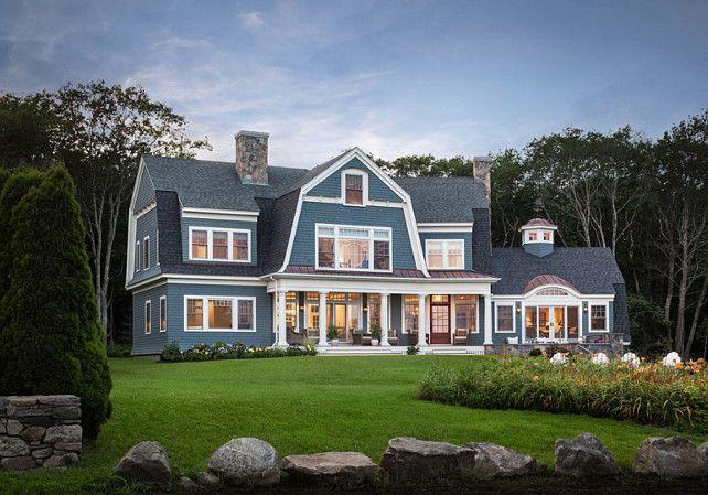 Benjamin moore paint colors benjamin moore hc 158 newburg for Maine cottage house plans