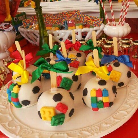 Lego futebol Lego soccer