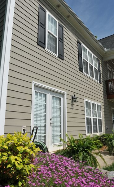 Everlast Polymeric Cladding Photo Gallery Cladding Retirement House Plans Composite Siding