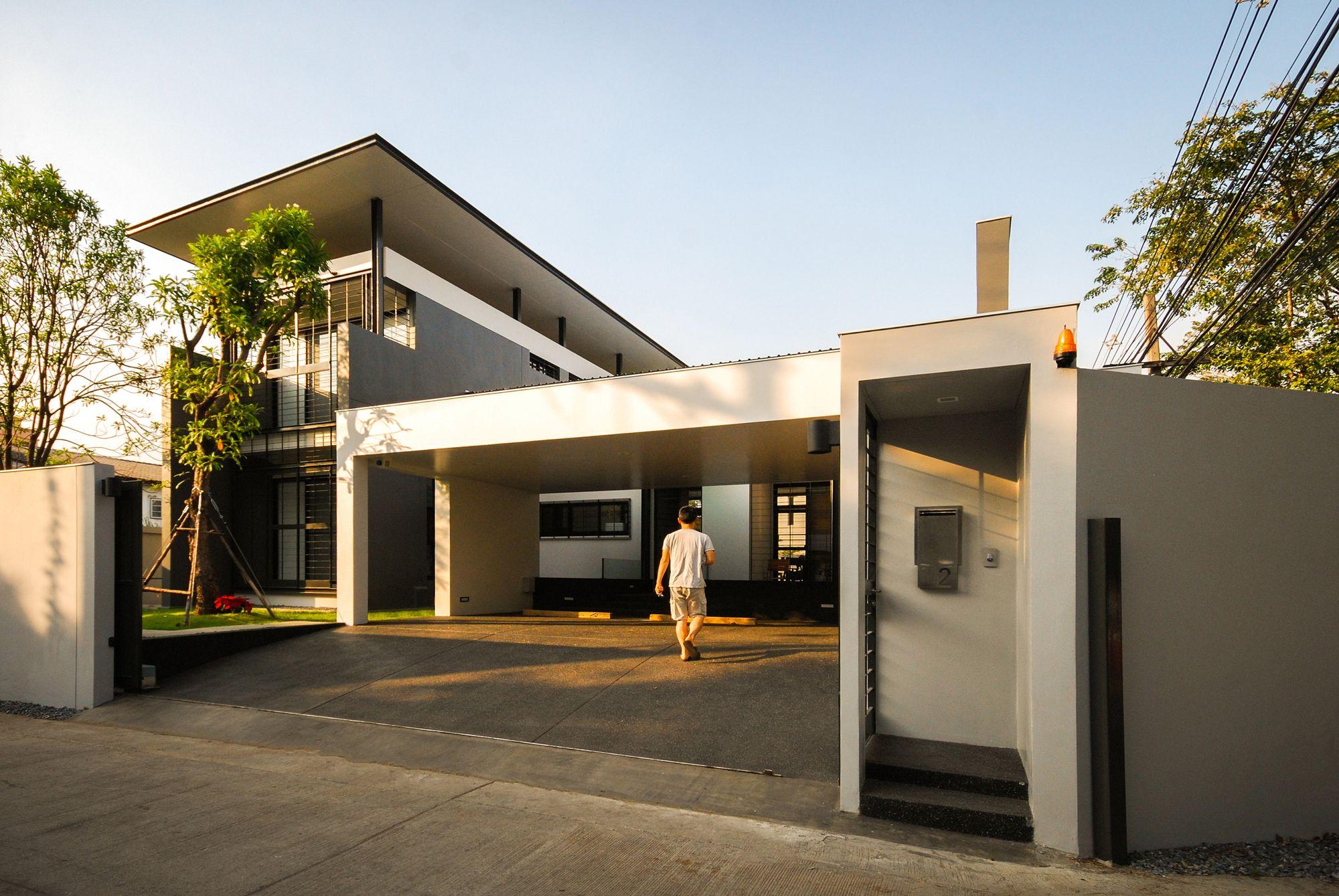 three house junsekino architect and design architects house and
