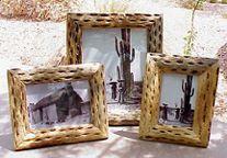 Cholla frame instead of buying photo pinterest cacti craft cholla frame rustic framescactus artwooden projectschristmas projectschristmas diytucsonhomesteadwood furnitureskeletons solutioingenieria Gallery