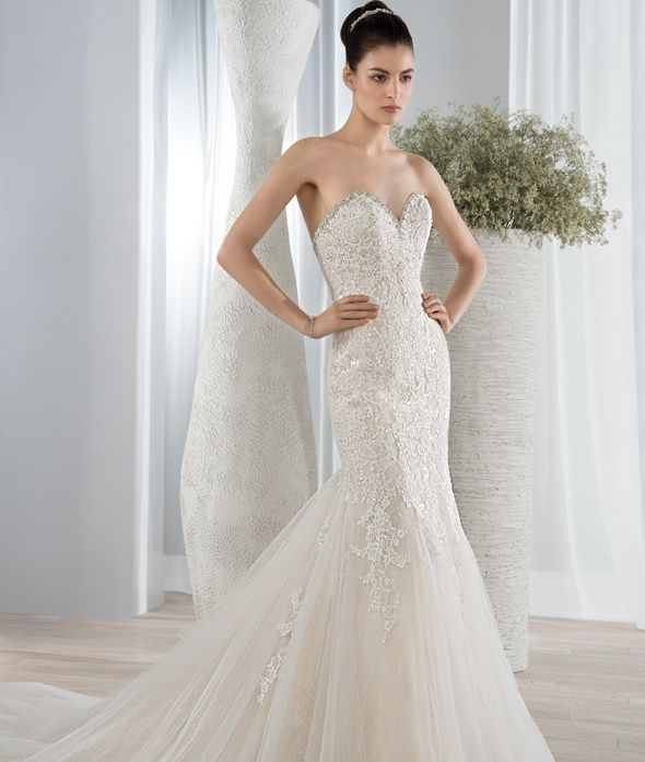 Demetrios Wedding Gowns: Demetrios Wedding Gowns Style 590, 2016 Collection, Bridal