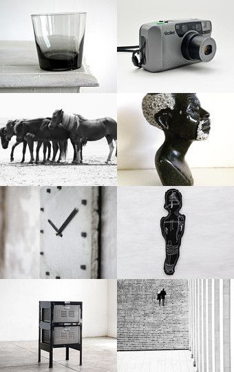 black is black by nastia sleptsova on Etsy--Pinned with TreasuryPin.com