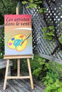Mini-symposiums - Semaine 2 du 15 au 19 juillet 2015 | Johanne Kourie - Artiste peintre