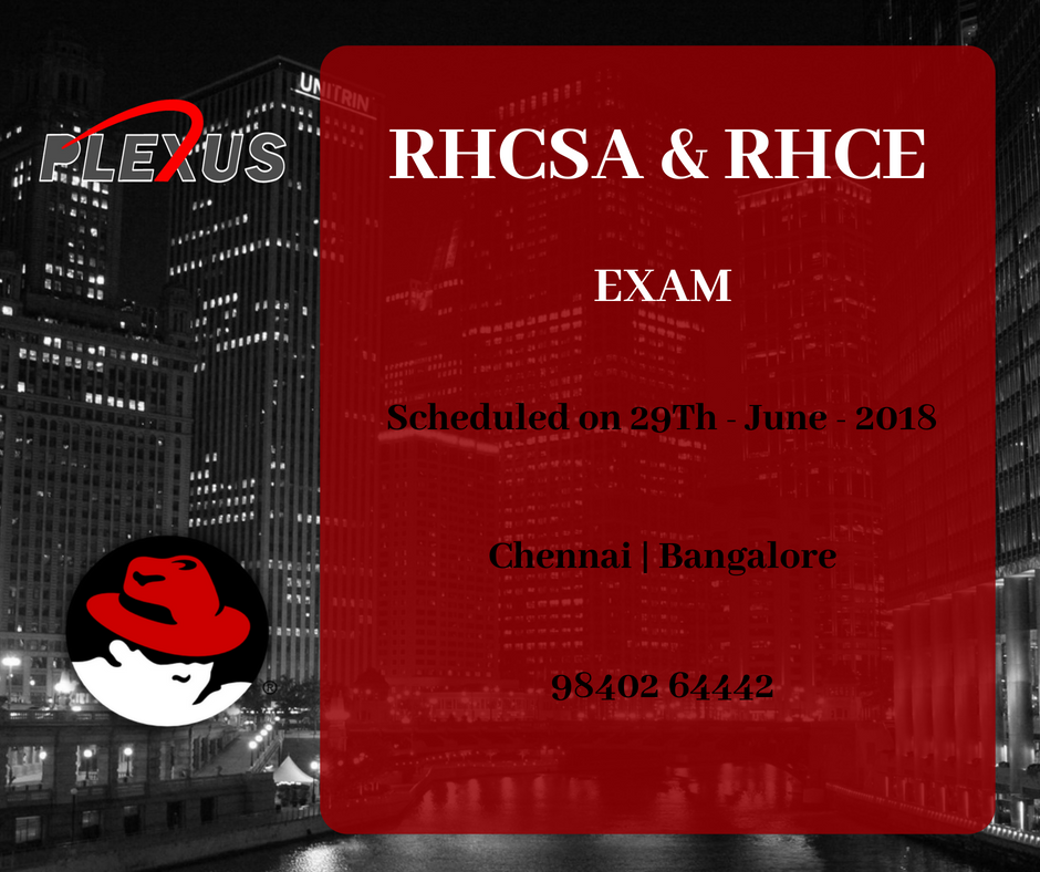 Red Hat Certified System Administrator Rhcsa Exam Code Ex200 Red Hat Certified Engineer Rhce Exam Cod Plexus Products Puppet Training Solution Architect