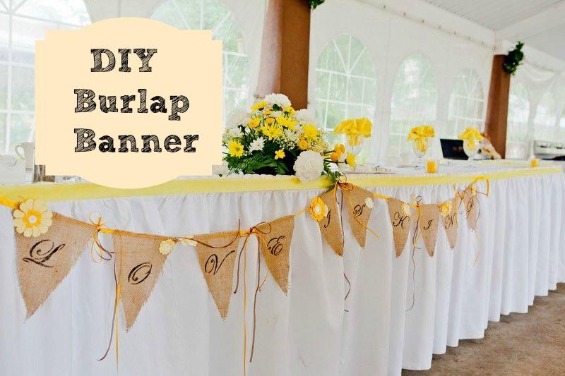 17 Best images about Burlap Weddings on Pinterest | Wedding ...
