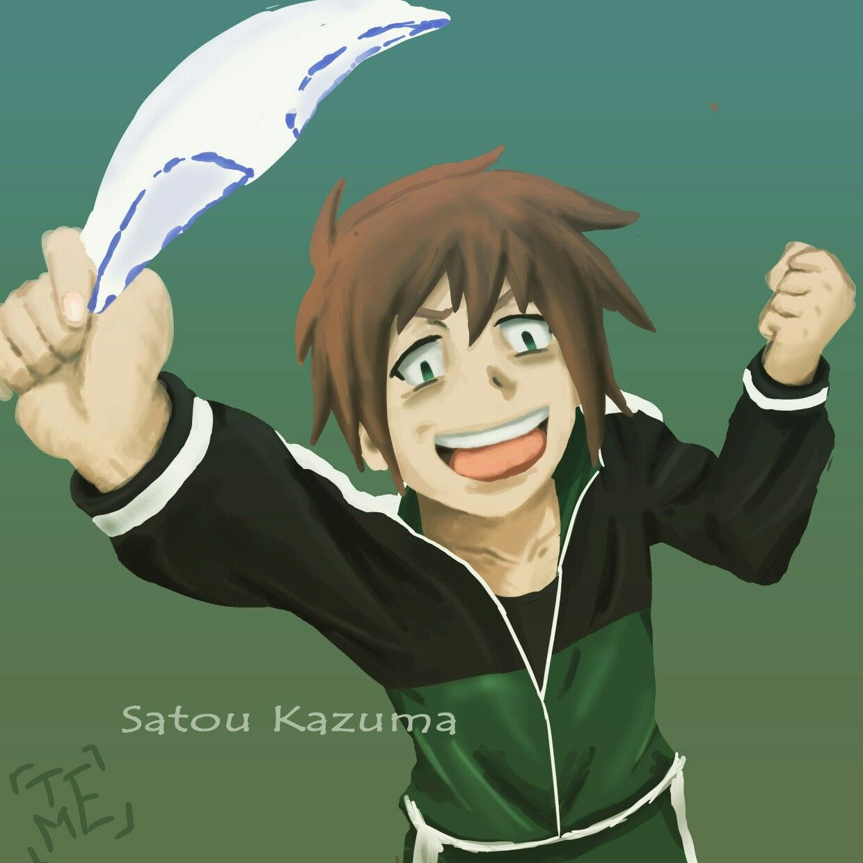 Kazuma Steal Hahahahaahaha Túi