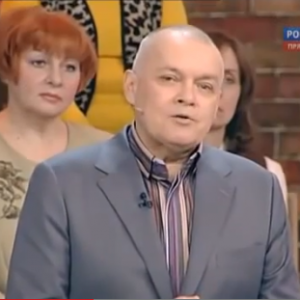 Video Russian Staterun TV host says 'Gays' hearts should