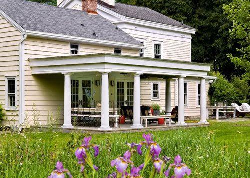 Berkshire Style - Millbrook Farmhouse