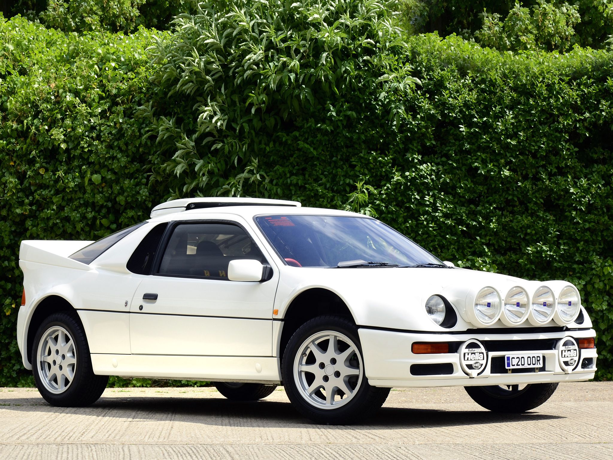 Ford Rs200 Car Ford Cars Cool Cars