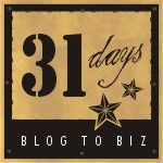31 DAYS - BLOG TO BIZ (INTRO)  A series written for 31 days straight on growing your blog into a biz - via Funky Junk Interiors