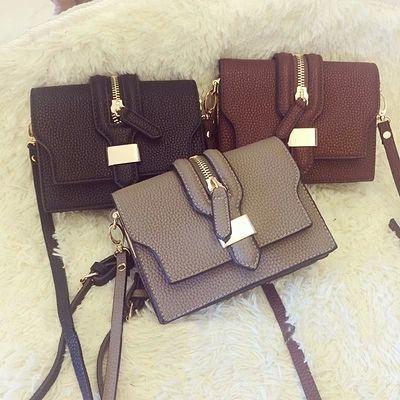 5f4947e72b5 Cheap handbag shopper, Buy Quality handbag angel directly from China handbags  women bags Suppliers  2015 new zipper mini flap shoulder handbag ladies ...