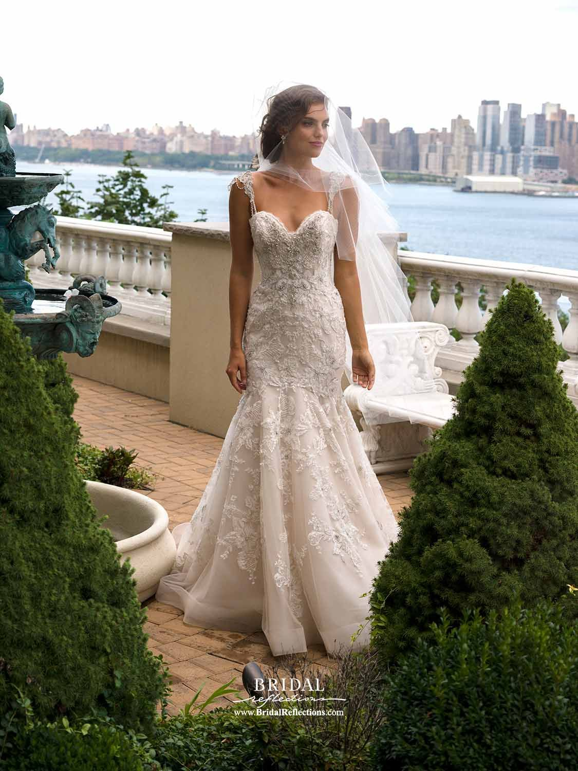 Eve of Milady by Eve Muscio Wedding Dress Collection   I now ...