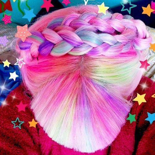 magicbuffet: my little pony hair