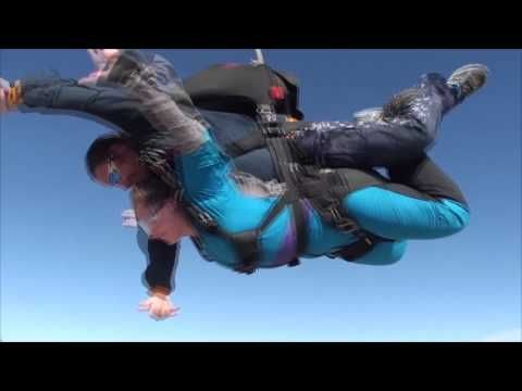 10 000ft Tandem Skydive Over The Namiba Desert In Swakopmund Namibia Africa Swakopmund Traveling By Yourself Travel Videos