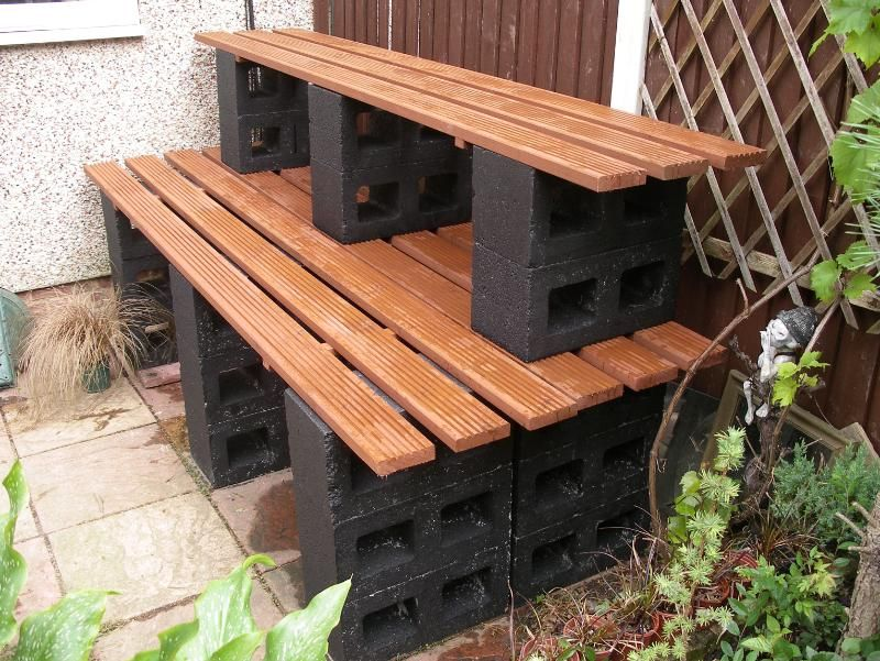 Woodwork Bonsai Bench Diy PDF Plans Plant stands outdoor