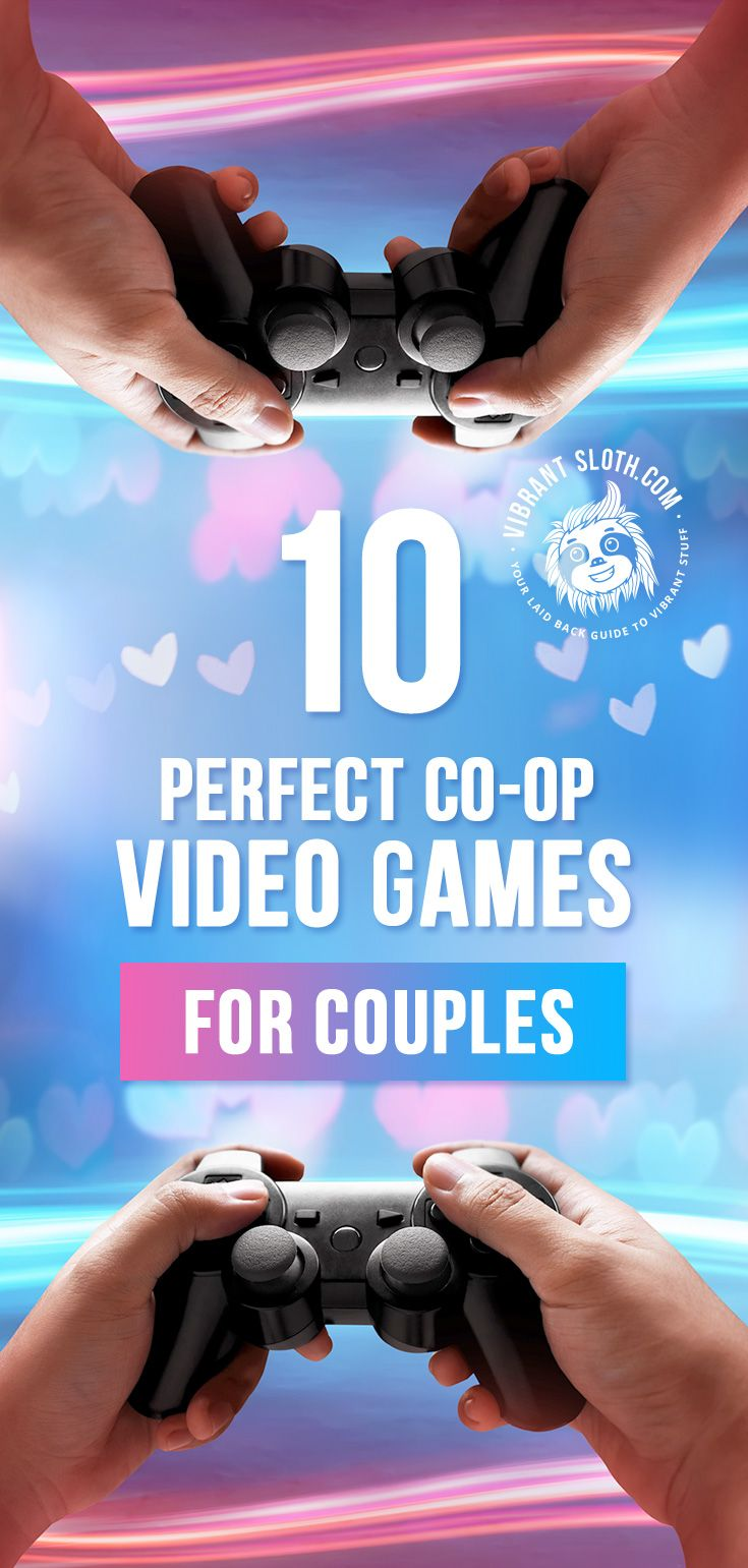 10 Fun Co Op Games For Couples Looking For A Nerdy Date
