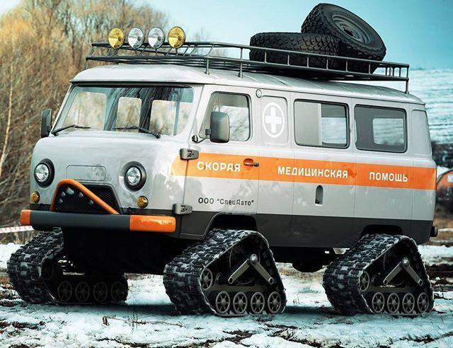 WEBSTA @ uazrussia - Интересно, сколько УАЗов выйдут на дежурство в эти новогодние праздники?Спасибо за фото @life4x4_fwd #уаз #uaz #буханка #уазбуханка #uazbuhanka #buhanka