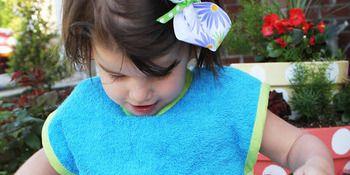 Toddler Bib  Smock Pattern