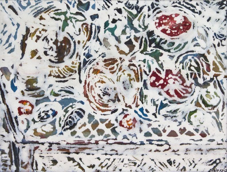 This Artworks Represented By People S Artist And Painter From Azerbaijan Arif Aziz əsərin Muəllifi Azərbaycan Xalq Rəssami Rənkari Ar Artwork Artist Painter