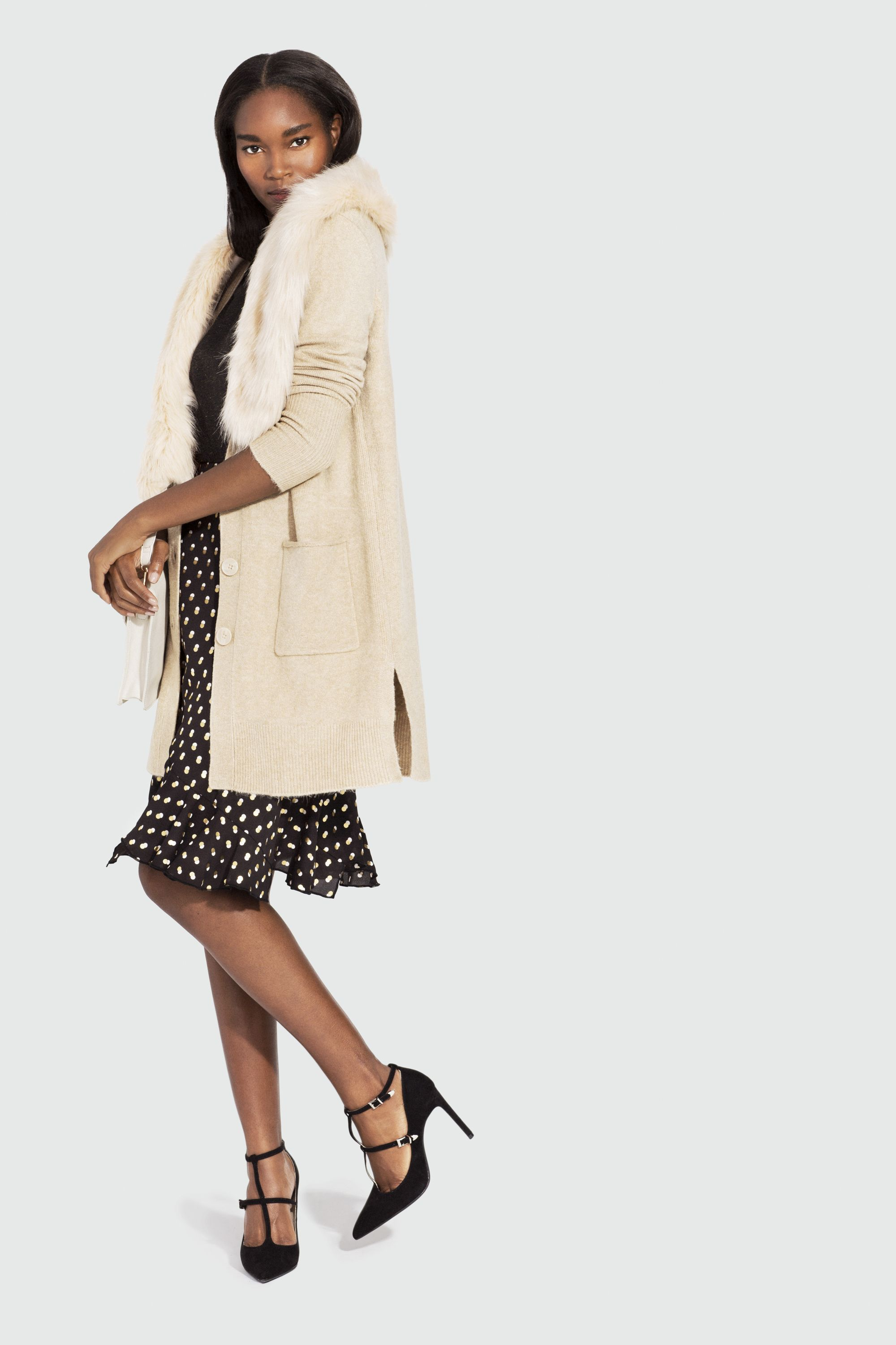 Unfussy Holiday Outfit Ideas Courtesy of Who What Wear for Target's Lookbook
